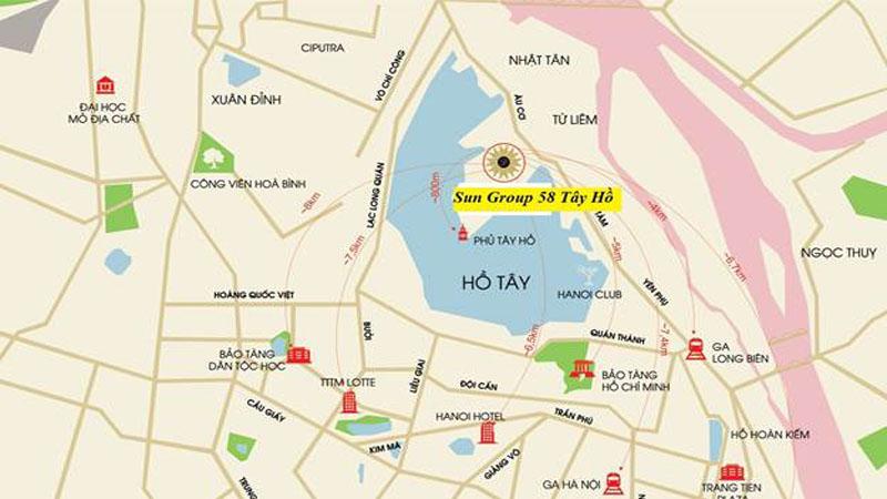 Chung cư Sun Group Tây Hồ Quảng An